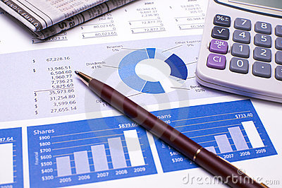 Financial Planning Blue Reports