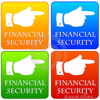 Free Financial Security Royalty Free Stock Photos - 23071698