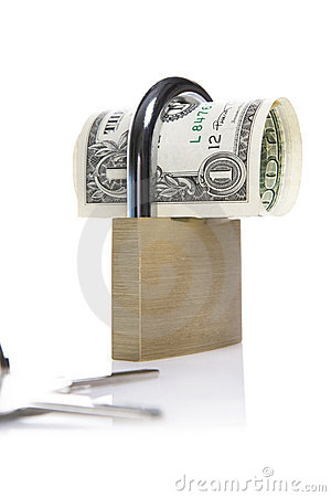 Free Financial Security Stock Photo - 9569460