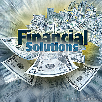 Free Financial Solutions Royalty Free Stock Photo - 4541145