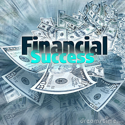 Free Financial Success Stock Image - 4541151