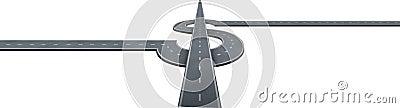 Financial Success Highway