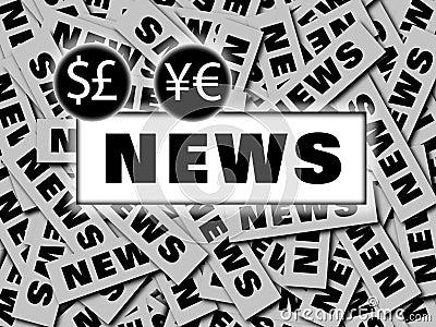 Financial World News branding