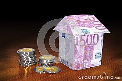 Financing of properties.