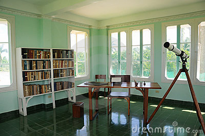 Finca Vigia, home of Hemingway, Cuba. Editorial Image