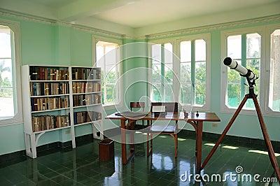 Finca Vigia, home of Hemingway, Cuba. Editorial Image