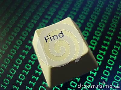 Find button