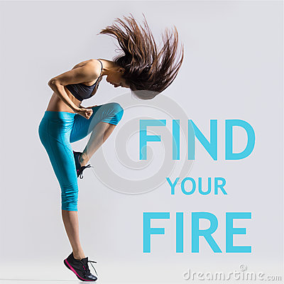 Free Find Your Fire Royalty Free Stock Photography - 76466627