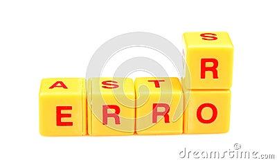 Finding error