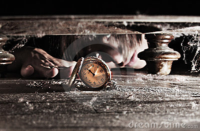 Finding the lost time watch