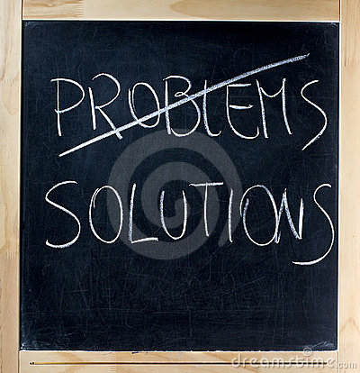 Finding Solutions For Problems