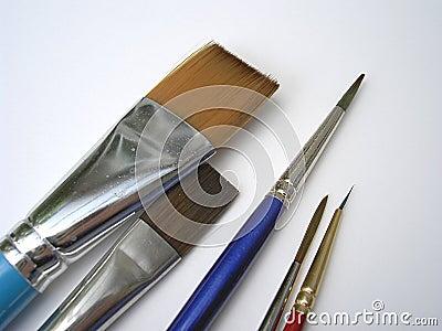 Fine Art Brushes