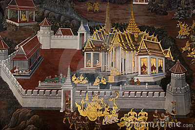 Fine arts of Thailand