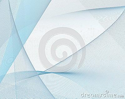 Fine blue mesh background