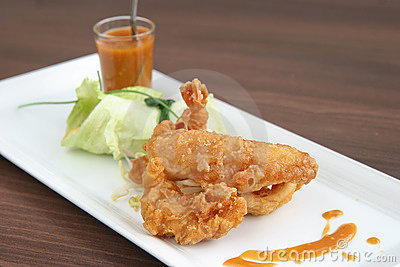 Fine dining Malay Rojak Pasambur