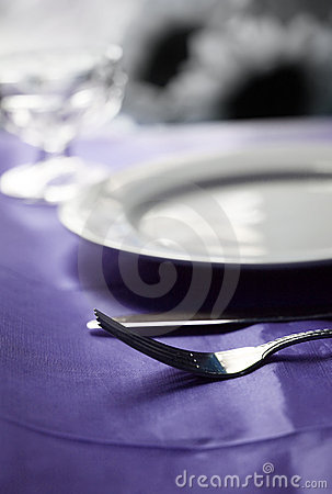 Free Fine Dinning Stock Photography - 5505132
