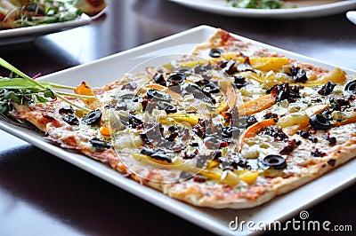 Fine Italian pizza
