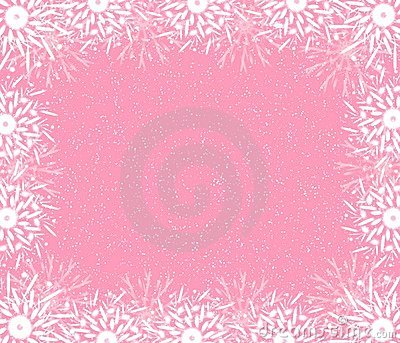 Fine rosy frame