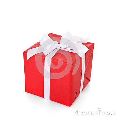 Free Fine Wrapped Present Stock Photography - 47037772