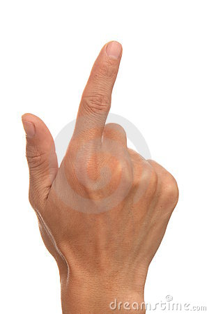 Finger 8