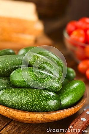 Finger Avocado