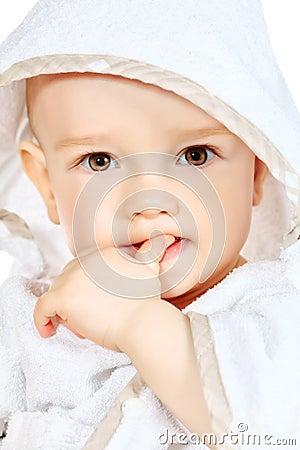 Finger baby