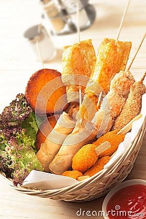 Free Finger Food Stock Photos - 16158493
