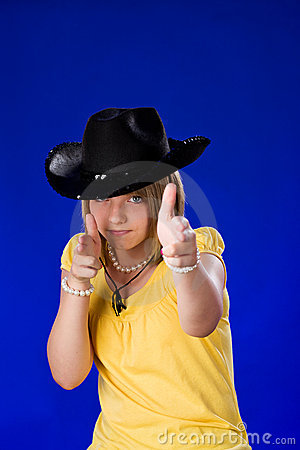 Finger Guns Royalty Free Stock Image - Image: 14974166