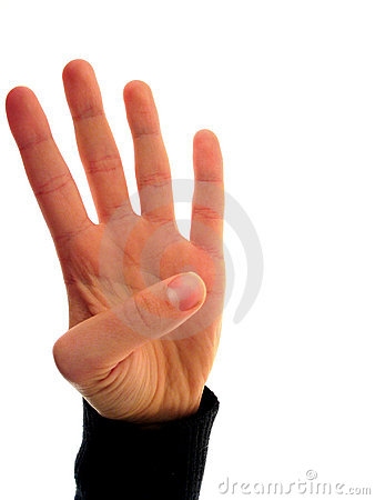 Finger numbers 4