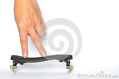 Finger standing