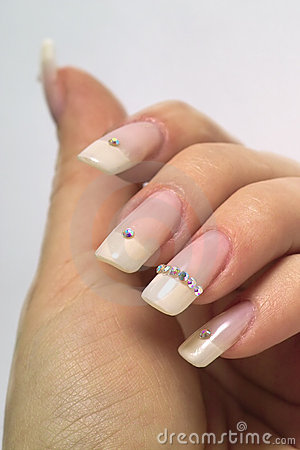 Free Fingernails Royalty Free Stock Image - 213856
