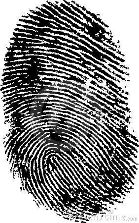 FingerPrint 1 Royalty Free Stock Photo - Image: 2783285
