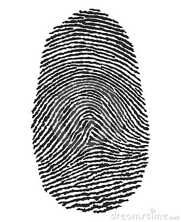 Free Fingerprint Stock Photography - 1201522