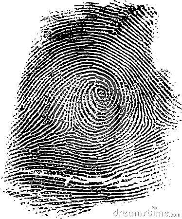 Free Fingerprint 14b Stock Photo - 1584310