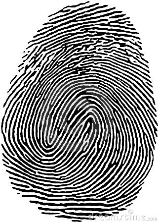 Free Fingerprint (18) Royalty Free Stock Photos - 361988