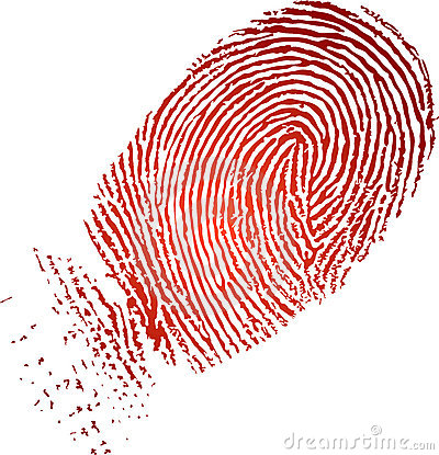 Free Fingerprint Royalty Free Stock Image - 3465696