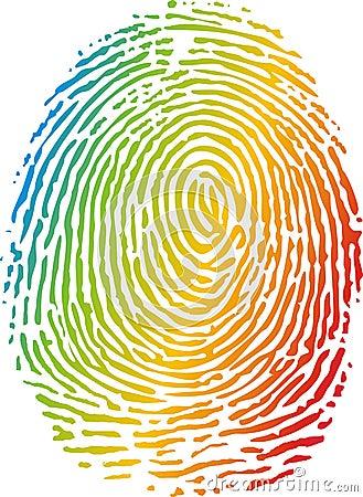 Fingerprint Stock Illustrations – 5,530 Fingerprint Stock ...