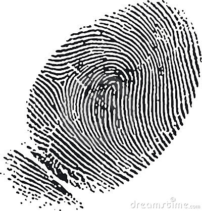 Free Fingerprint (7) Stock Image - 334491