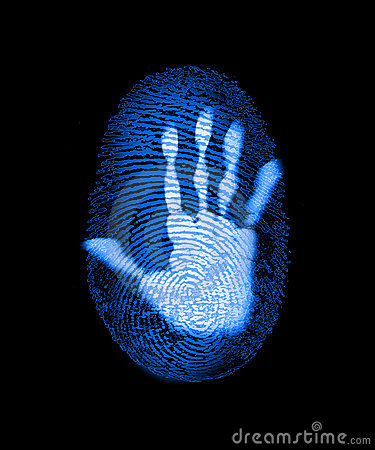 Fingerprint Security Identity Crime Hack