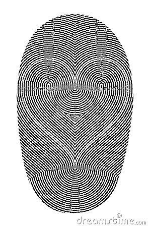 Fingerprints and heart