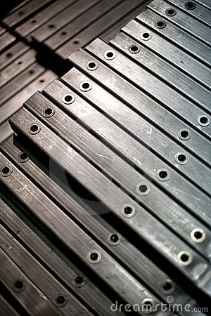 Finished Metal Bars