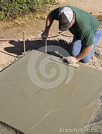 Free Finishing Concrete Stock Images - 10442794