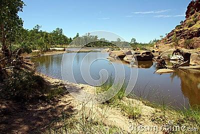 Finke River, Australia