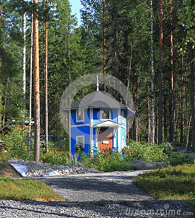 Free Finland: A Moomin House  Royalty Free Stock Photos - 32847308