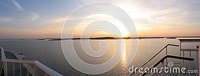 Finland bay