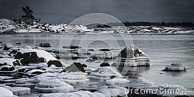 Finland: Frozen coast