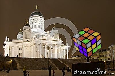 Finland: LUX Helsinki Editorial Image