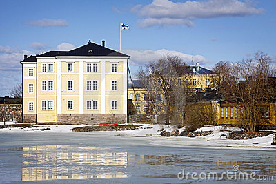 Finland: Spring in Helsinki
