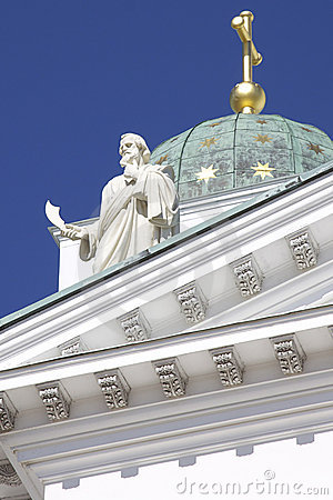 Finland: White Cathedral of Helsinki
