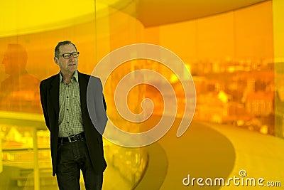 Finn Nørbygaard Editorial Stock Photo